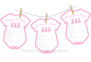 Pink-bunny-baby-shower-decorations-wishes-spring