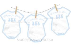 Blue-bunny-baby-shower-decorations-wishes-spring