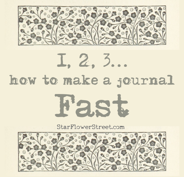 Journal Making Fast - Videos