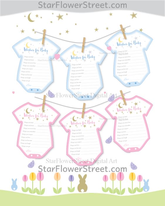 Twinkle twinkle little star decorations